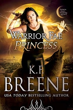 Warrior Fae Princess (Warrior Fae 2) by K.F. Breene