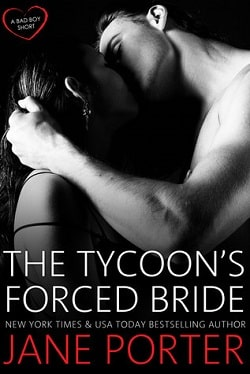 The Tycoon's Forced Bride by Jane Porter