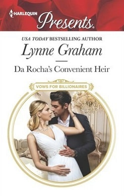 Da Rocha's Convenient Heir (Vows for Billionaires 3) by Lynne Graham