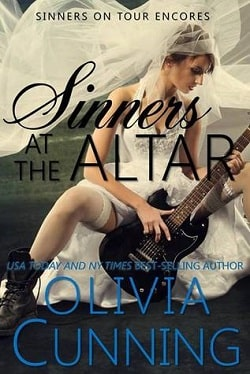 Sinners at the Altar (Sinners on Tour 6) by Olivia Cunning