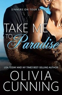 Take Me to Paradise (Sinners on Tour 6.5) by Olivia Cunning