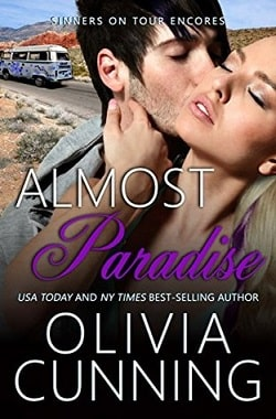 Almost Paradise (Sinners on Tour 6.7) by Olivia Cunning