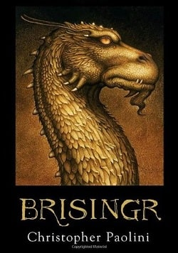 Brisingr (The Inheritance Cycle 3) by Christopher Paolini