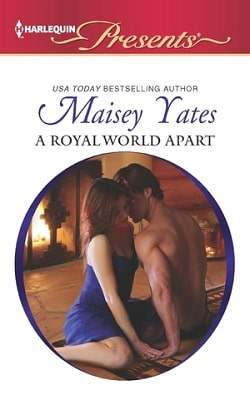 A Royal World Apart by Maisey Yates