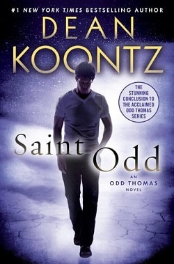 Saint Odd (Odd Thomas 7) by Dean Koontz