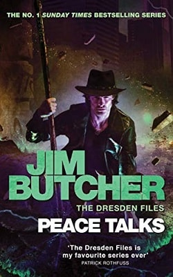 Peace Talks (The Dresden Files 16) by Jim Butcher