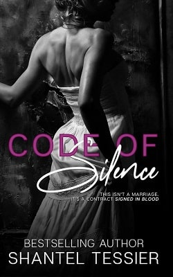 Code of Silence by Shantel Tessier
