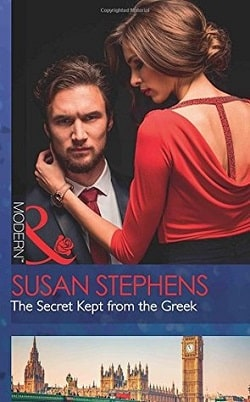 The Secret Kept from the Greek by Susan Stephens