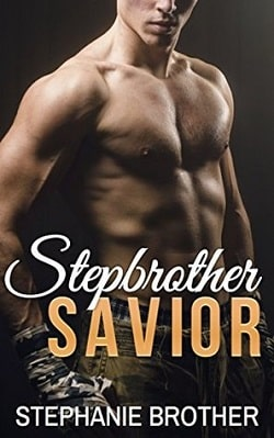 Stepbrother Savior by Stephanie Brother