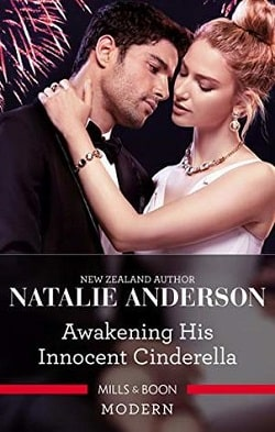 Awakening His Innocent Cinderella by Natalie Anderson