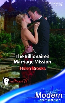 The Billionaire's Marriage Mission by Helen Brooks