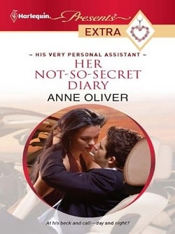 Her Not-So-Secret Diary by Anne Oliver