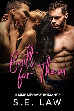 Built for Them (Boyfriend Diaries 8) by S.E. Law