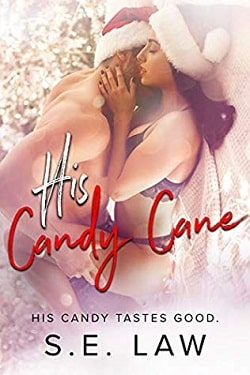 His Candy Cane (Sweet Treats 1) by S.E. Law