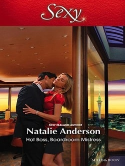 Hot Boss, Boardroom Mistress by Natalie Anderson