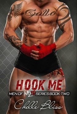 Hook Me (Men of Inked 2) by Chelle Bliss