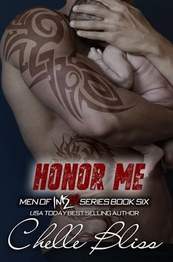 Honor Me (Men of Inked 6) by Chelle Bliss