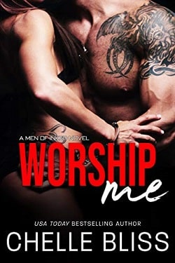 Worship Me (Men of Inked 7) by Chelle Bliss