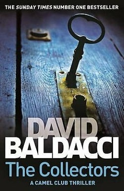 The Collectors (Camel Club 2) by David Baldacci