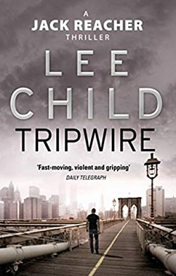 Tripwire (Jack Reacher 3) by Lee Child