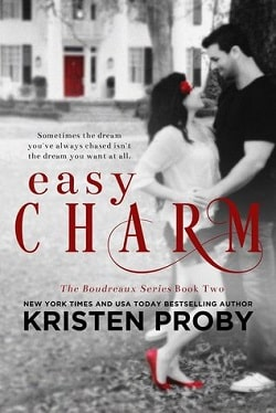 Easy Charm (Boudreaux 2) by Kristen Proby