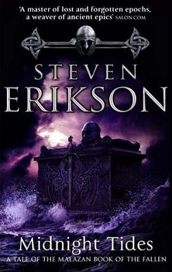 Midnight Tides (The Malazan Book of the Fallen 5) by Steven Erikson