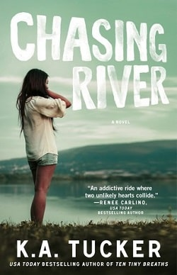 Chasing River (Burying Water 3) by K.A. Tucker
