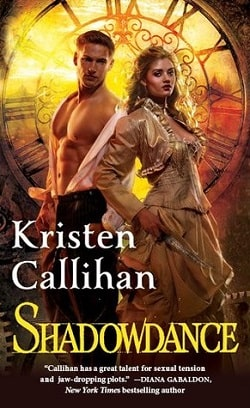 Shadowdance (Darkest London 4) by Kristen Callihan