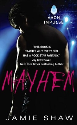 Mayhem (Mayhem 1) by Jamie Shaw