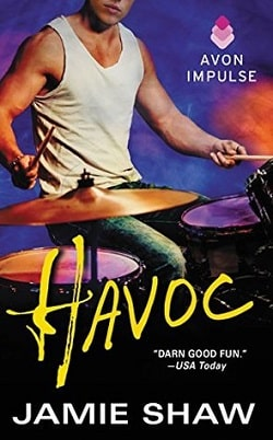 Havoc (Mayhem 4) by Jamie Shaw