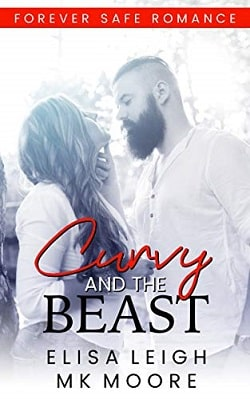 Curvy and the Beast by M.K. Moore