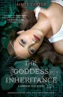 The Goddess Inheritance (Goddess Test 3) by Aimee Carter