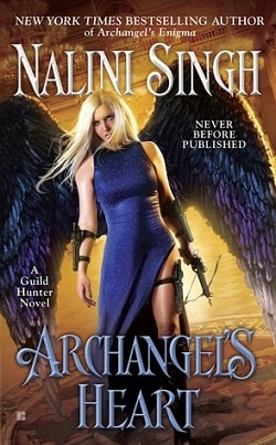 Archangel's Heart (Guild Hunter 9) by Nalini Singh