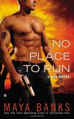 No Place to Run (KGI 2) by Maya Banks