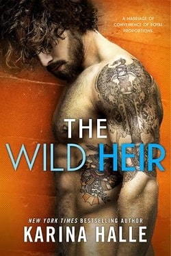 The Wild Heir (Royal Romance 2) by Karina Halle