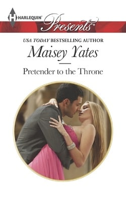 Pretender to the Throne by Maisey Yates