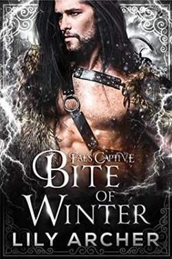 Bite Of Winter (Fae's Captive 3) by Lily Archer