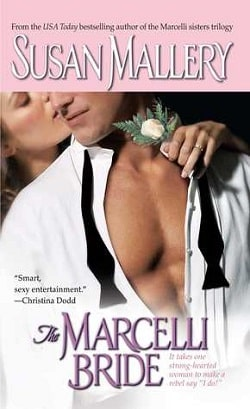 The Marcelli Bride (Marcelli 4) by Susan Mallery