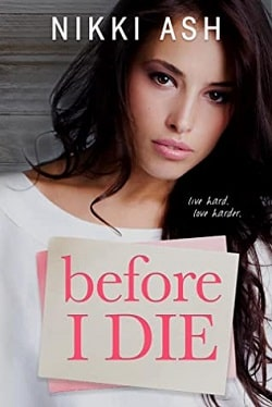 Before I Die by Nikki Ash