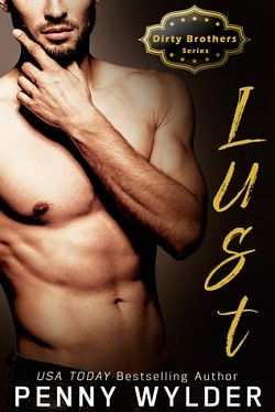 LUST (Dirty Brothers 2) by Penny Wylder