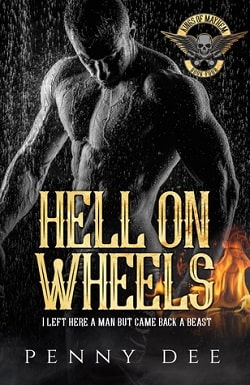 Hell on Wheels (Kings of Mayhem MC 4) by Penny Dee