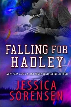 Falling for Hadley: A Novel (Chasing the Harlyton Sisters 2) by Jessica Sorensen