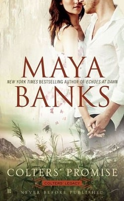 Colters Promise (Colters Legacy 4) by Maya Banks