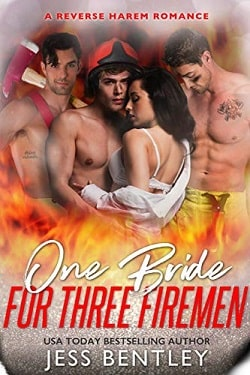 One Bride for Three Firemen by Jess Bentley