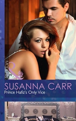 Prince Hafiz's Only Vice by Susanna Carr