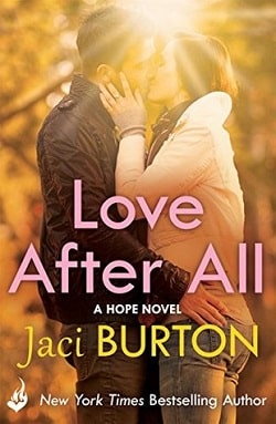 Love After All (Hope 4) by Jaci Burton
