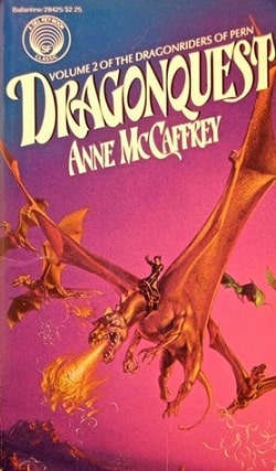 Dragonquest (Dragonriders of Pern 2) by Anne McCaffrey