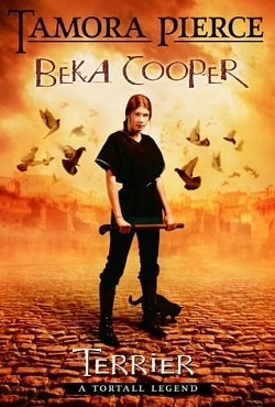 Terrier (Beka Cooper 1) by Tamora Pierce