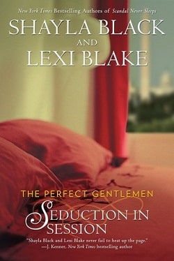 Seduction in Session (The Perfect Gentlemen 2) by Shayla Black