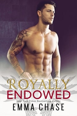 Royally Endowed (Royally 3) by Emma Chase